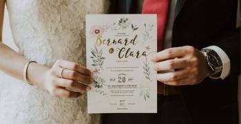 همه آن چه که باید در مورد خرید کارت عروسی بدانیم