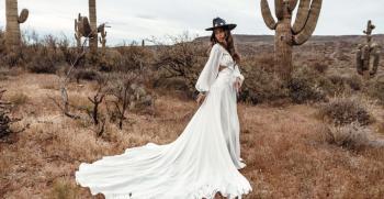 جذاب ترین مدل های لباس عروس ساده و شیک