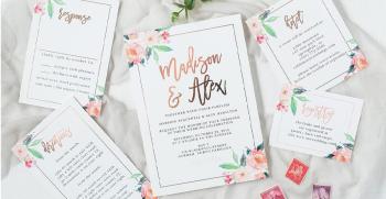 زیباترین و بهترین متن کارت عروسی + راهنمای انتخاب