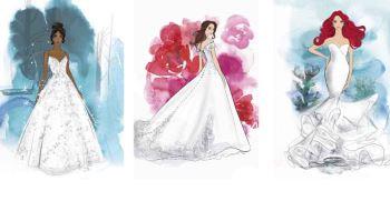 مدل لباس عروس پرنسسی دخترانه جدید 2021 +(شیک و لاکچری)