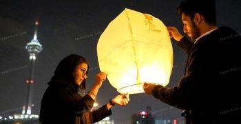 آداب و رسوم مردم شهرهای مختلف ایران در جشن چهارشنبه سوری