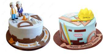 کیکروز مهندس - انواع  مدل کیک روز مهندس جدید و شیک