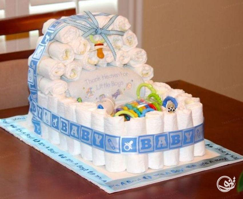 بهترین جشن سورپرایز بارداری