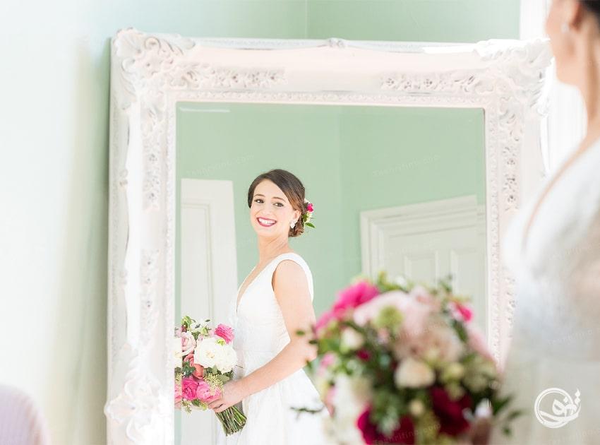 ویژگیهای بهترین مدل دسته گل عروس چیست