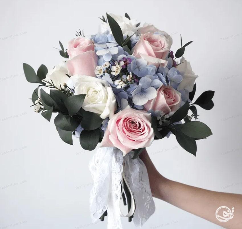 جذاب ترین مدل دسته گل عروس اروپایی