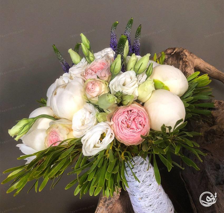لوکس ترین و بهترین مدل دسته گل عروس اروپایی