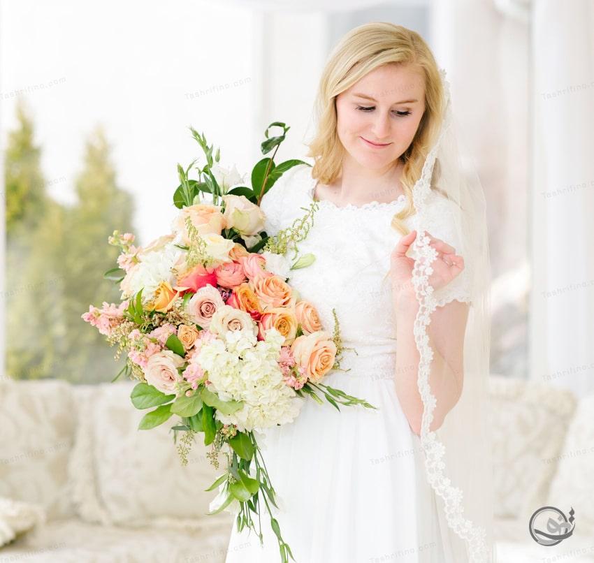تصویر موردعلاقه تان را به گل فروشی ارائه دهید