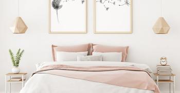 10 نکته مهم در دیزاین اتاق خواب عروس