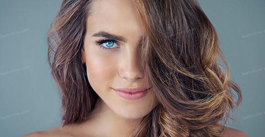 هایلایت مو چیست؟ جدیدترین رنگ موهای هایلایت + آموزش و انواع هایلات مو