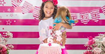 تزیین جشن تولد دخترانه (تزیین میز تولد دخترانه) + 50 ایده جذاب