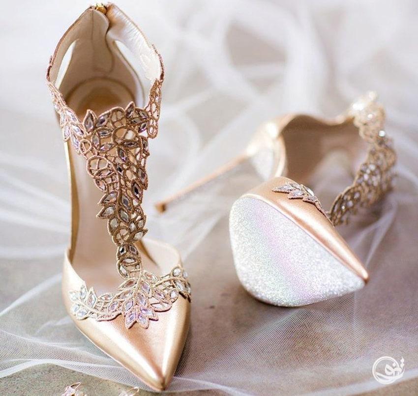 زمان خرید کفش عروس اهمیت دارد