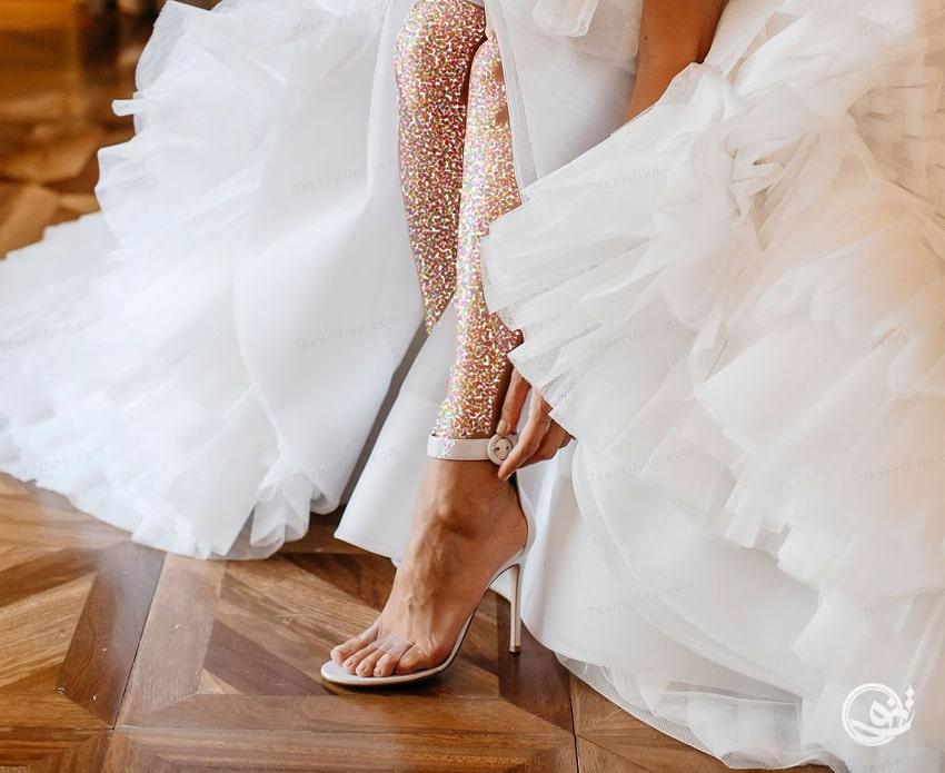 ویژگی بهترین کفش عروس چیست