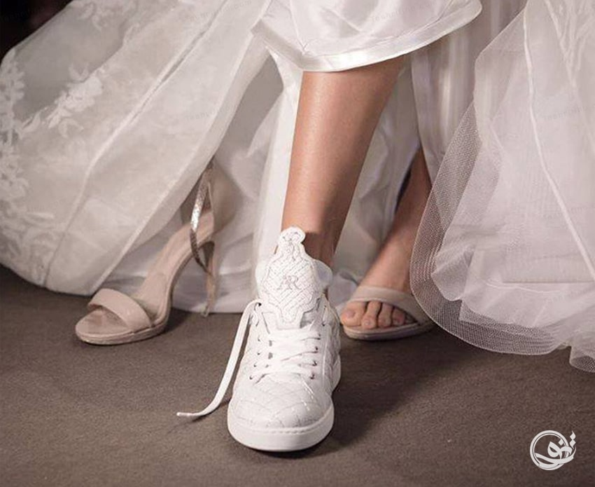 شیک ترین و بهترین مدل کفش عروس