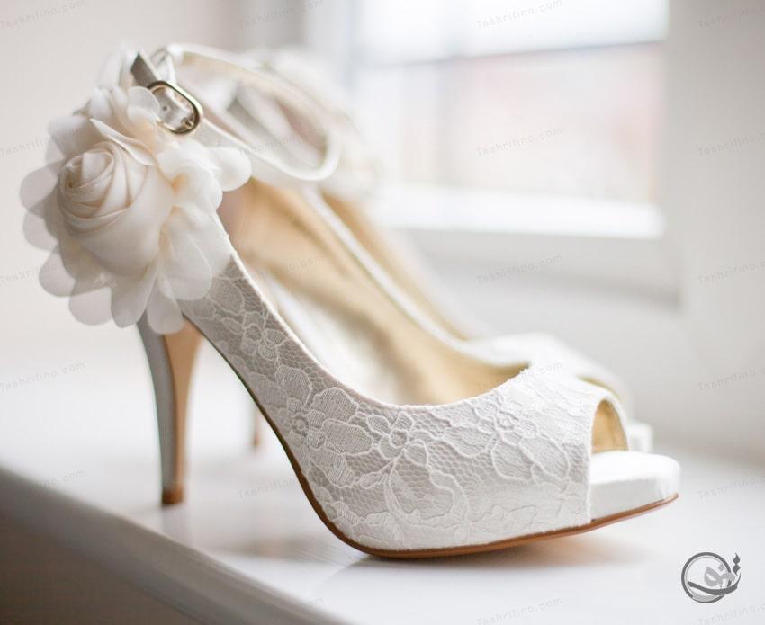 خرید جدیدترین و بهترین مدل کفش عروس