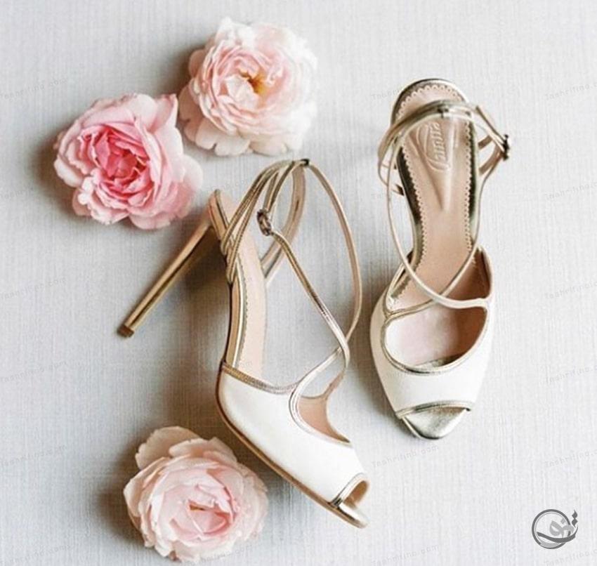 بهترین مدل کفش عروس