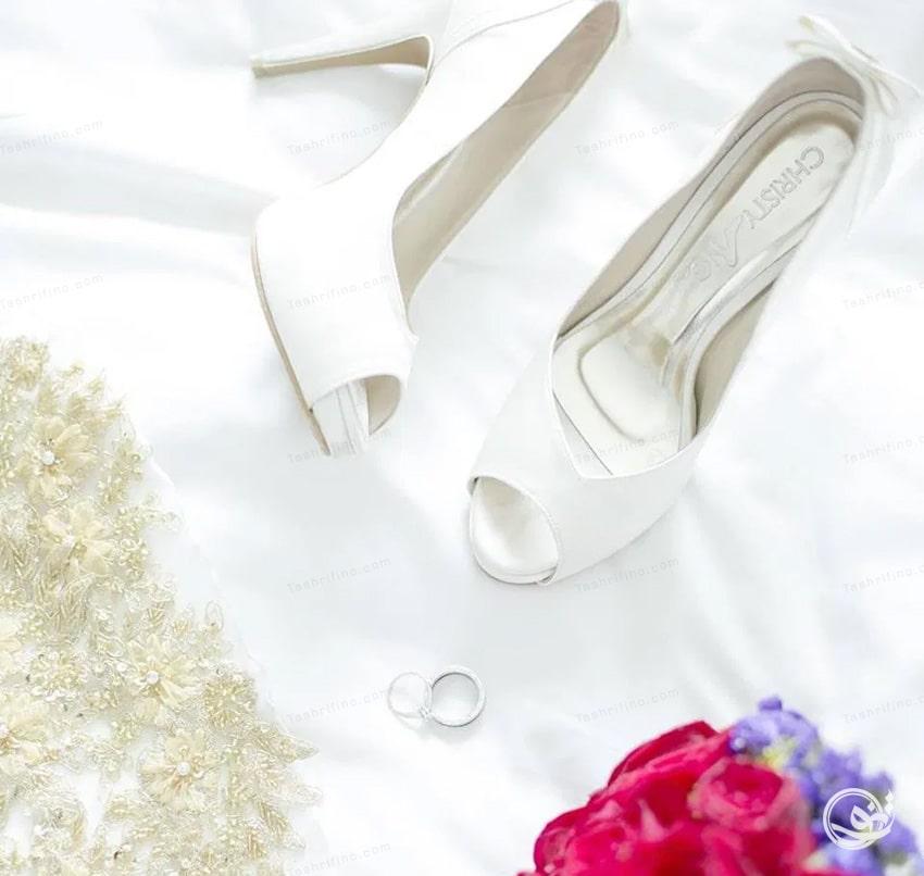 بهترین مدل کفش عروس در ایران