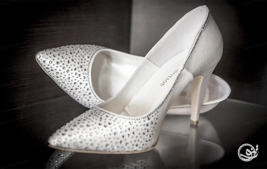 بهترین مدل کفش عروس 2020