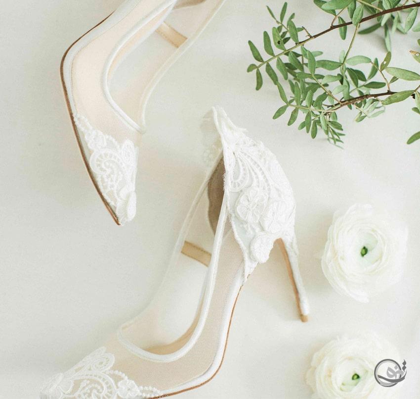 خاص ترین مدل کفش عروس