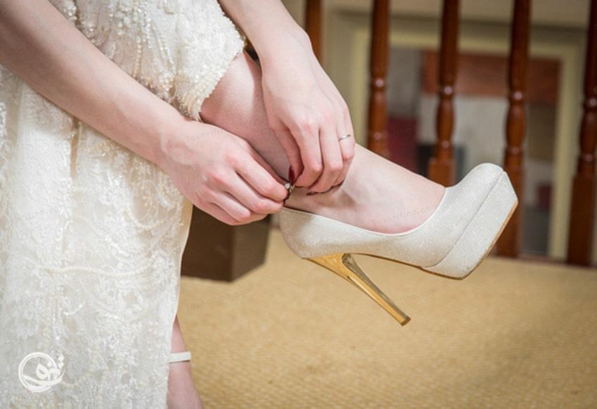 جذاب ترین مدل کفش عروس