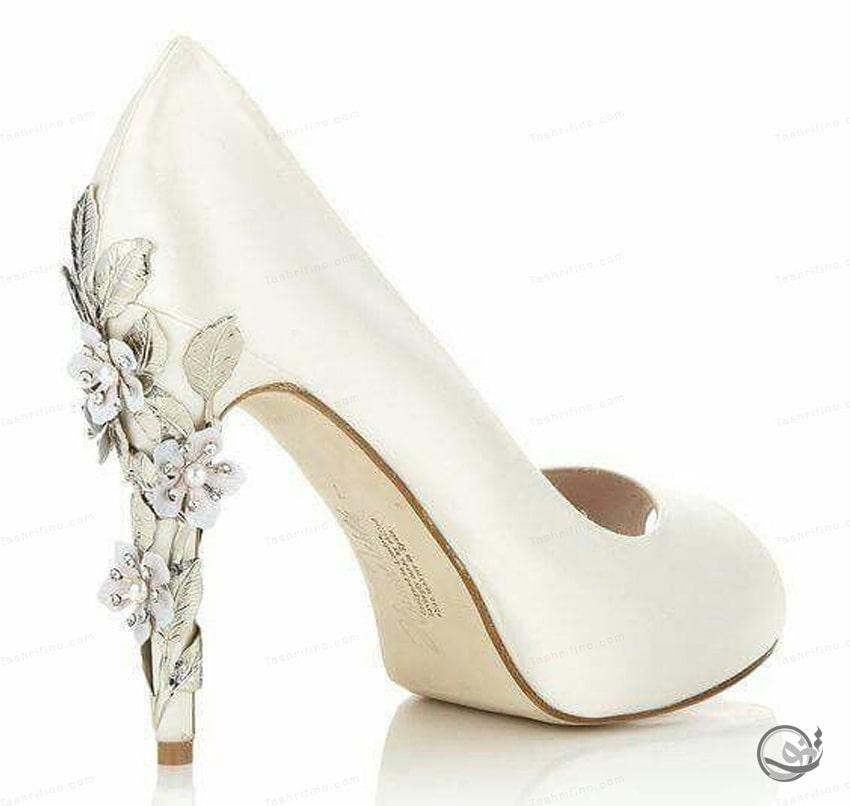 تهیه بهترین مدل کفش عروس 2020