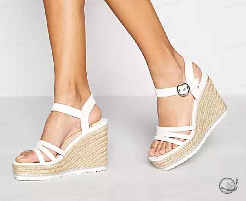 خرید لوکس ترین و بهترین مدل کفش عروس