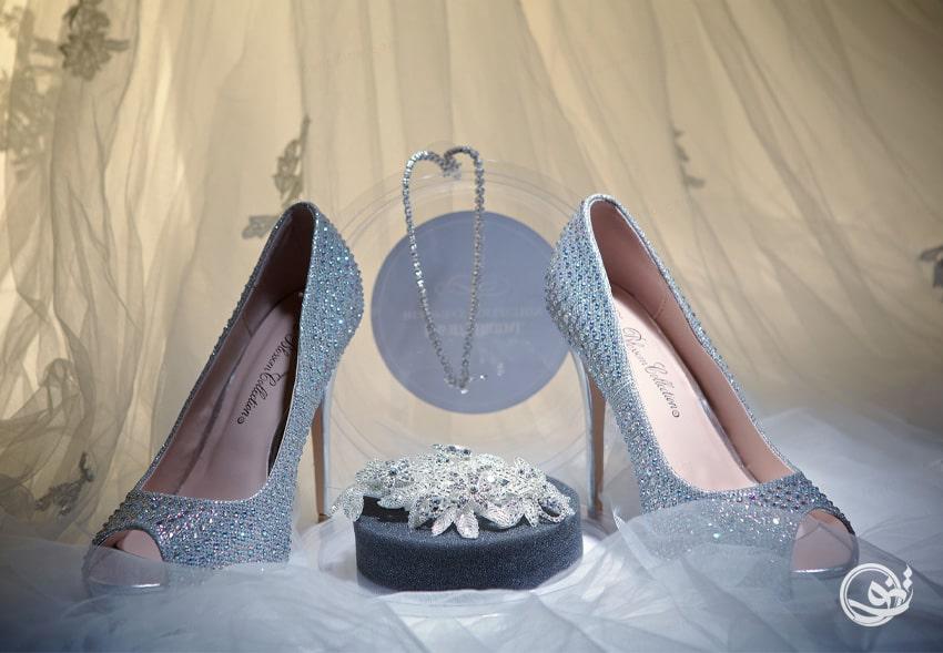 بهترین مدل کفش عروس 2020 اروپایی