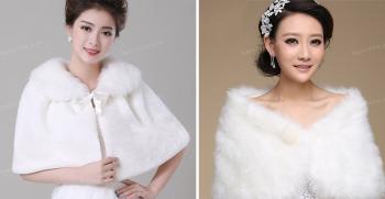 شنل لباس عروس : جدیدترین مدل شنل لباس عروس 2020