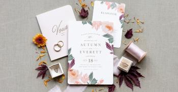 7 نکته طلایی برای انتخاب کارت عروسی که باید بدانید