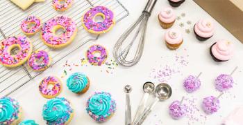 طرز تهیه کیک ساده با پف زیاد (ساده + دستورالعمل)