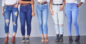 جدیدترین مدل شلوار لی (جین) اسپرت دخترانه 2020