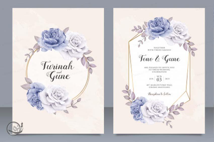 عالی ترین کارت عروسی لوکس 2020