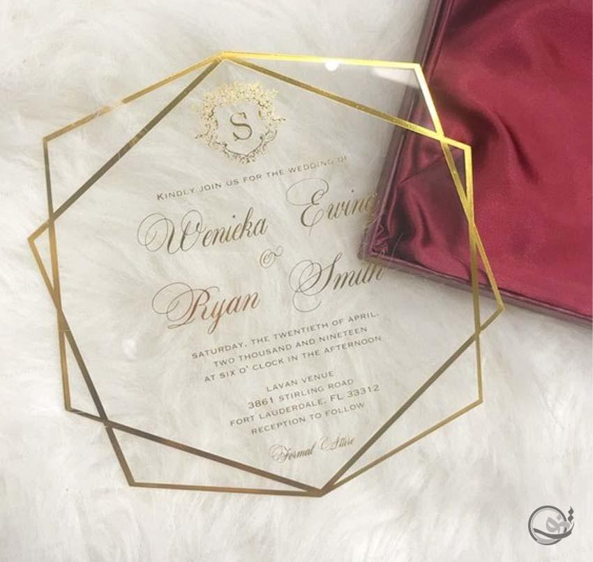 ویژگیهای مهم در یک کارت عروسی لوکس چیست؟