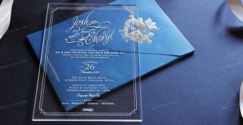جدیدترین طرح های کارت عروسی لوکس 2020