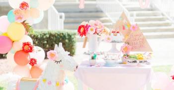دکوراسیون جشن تولد پسرانه و دخترانه جدید 2020 [ساده و لاکچری]