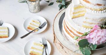 زیباترین مدل های کیک عروسی جدید 2020 +مدل کیک عروسی یک طبقه