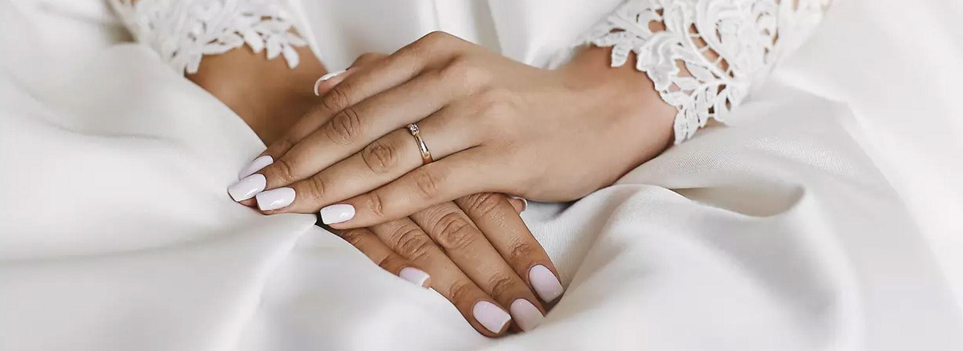 50مدل و طرح ناخن عروس جدید 2021-1400
