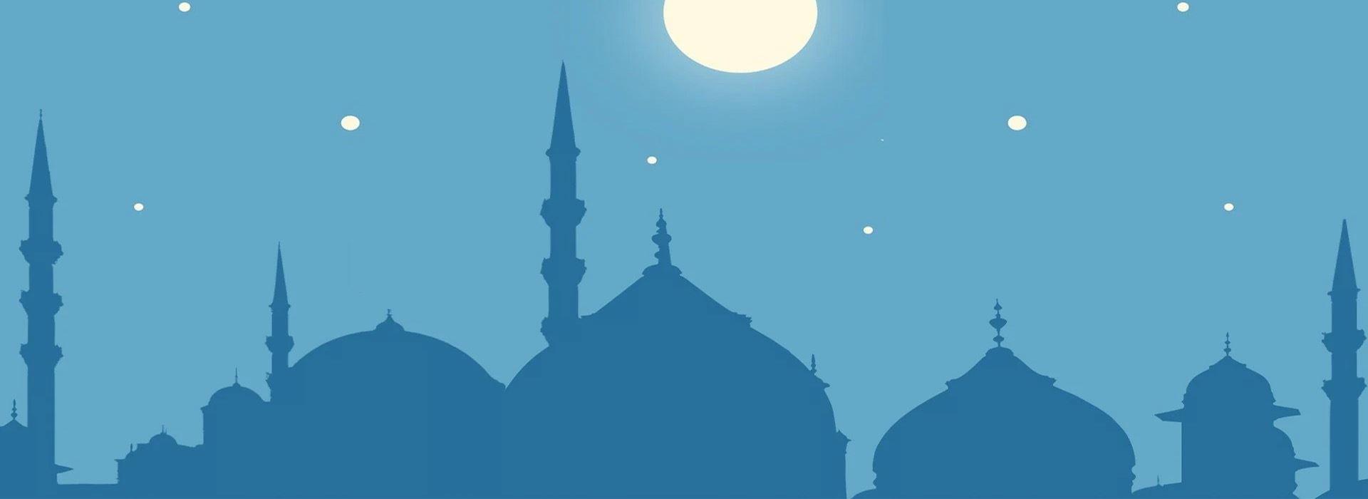پیام تبریک عید سعید فطر 1400 | کلیپ + گیف