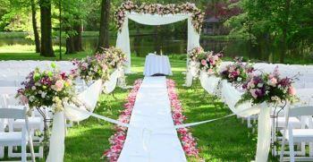 معیارهای انتخاب تالار عروسی   باغ یا تالار؟