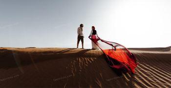 ایده های عکاسی فرمالیته در کویر