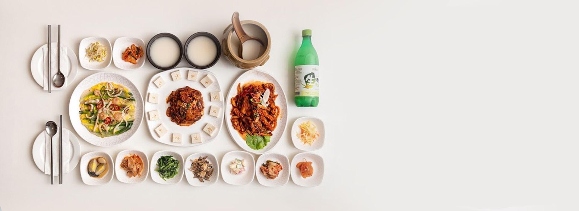 معرفی بهترین رستوران های کره ای در تهران
