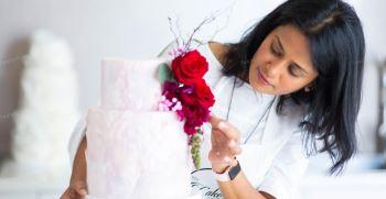 جدیدترین مدل کیک عقد یک طبقه و دوطبقه  + متن عاشقانه روی کیک عقد